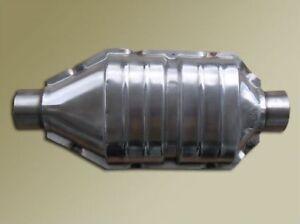 Catalizzatore Universale 50mm E2 Diesel 200 Celle Metallo Max 2,0l per VW Audi