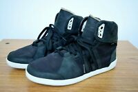 ADIDAS MEN SNEAKERS SHOES SIZE 8 BLACK