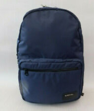 DIESEL F DISCOVER Unisex Backpack Shoulder Travel Bag School Bag BNWT Navy