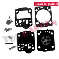 Carburateur Reparation Membrane Kit pr Husqvarna 235 236 240 435 440 Zama RB-149