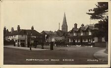 Esher. Portsmouth Road # AS 4424.