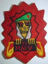 TEAM LEADER - Patch - Special Forces - SOG RECON - Green Berets - Vietnam War, L