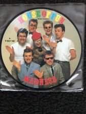 "Madness - House Of Fun / Don't Look Back 7"" Vinyl Picture Disc Stiff P-BUY 146"