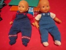 vêtements neufs tricotés mains compatible corolle/berenguer 30 cm 32 cm