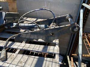 BOBCAT E26 HYDRAULIC MINI EXCAVATOR THUMB PIN ON GRAPPLE CLAMP CLAW KIT OEM