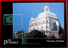 THE PRISONER Auto Series - Vol 1 - THE SEAT OF POWER - Card #55 Cards Inc 2002