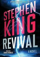 Revival by Stephen King (CD-Audio, 2014)