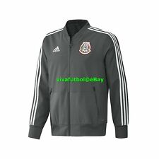 NEW Adidas Mens Seleccion Mexicana Futbol Mexico Soccer Player/Manager Jacket L