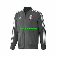 NEW Adidas Mens Seleccion Mexicana Futbol 2018 Mexico Soccer Player Jacket S