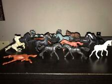 Lot of 15 Miscellaneous Western Horses - Various Manufactures