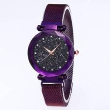 Starry Sky Masonry Watch Waterproof Magnet Strap Buckle Stainless Luxury Watch