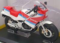 Aoshima 1/12 Scale Model Motorcycle 1067782700 - Suzuki RG250R Red/White