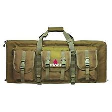 "IWI US Multi-Gun Case, Flat Dark Earth, Fits Rifles up to 28"" in Length"