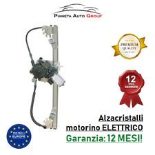 ALZAVETRI ALZACRISTALLI ANTERIORE SX ELETTRICO FIAT GRANDE PUNTO DAL 2005 IN POI