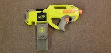 Nerf N-Strike Rayven CS-18 Dart Blaster Gun w/ Light-Up Magazine #04 - Tested
