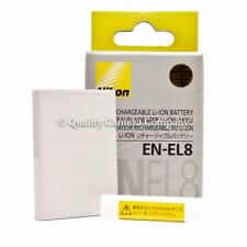 Nikon EN-EL8 Rechargeable Li-ion Battery - NEW OLD STOCK - NIKON BRAND