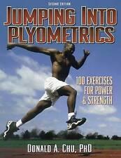 NEW Jumping into Plyometrics, 2nd Edition by Donald A. Chu