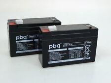 2 Stück   BLEI AKKU 4V 3.5Ah kompatibel Sonnenschein A504/3.5 S   f. Handlampe