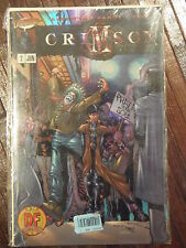 CRIMSON #2: Crimsonchrome Edition Dynamic Forces, COA Authenticated 10k printed