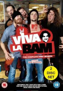 Viva La Bam: Season 1 DVD (2005) Bam Margera cert 15 FREE Shipping, Save £s