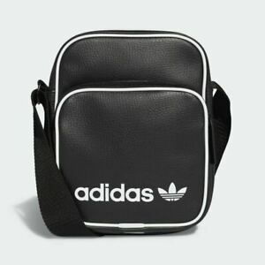 Adidas Mini Vantage Crossbody Bag Black DH1006 Unisex
