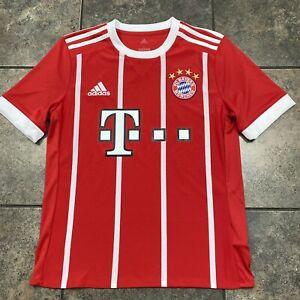 Boy's/Kid's Adidas Climalite FC Bayern Munich Soccer Jersey Size Large