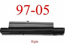 97 05 Chevy Venture Right Slip-On Rocker Panel, Montana, Silhouette 0813-104