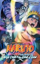 Naruto The Movie Ani-Manga, Vol. 1: Ninja Clash in the Land of Snow by Kishimoto