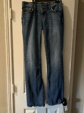 Lucky Brand Dungarees Jeans Ladies Sz 2/26