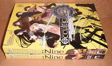 Occultic;Nine Novel  Volume 1 & 2 Light Novel English