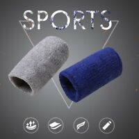 1 Pair Of Extra Wide, Gymnastic Cotton Sweat Wrist Band Hand Guards Sport New