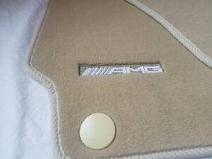 Floor mats mercedes CL500 w216 AMG CL63 CL65