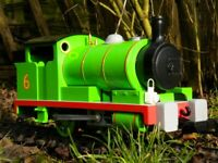 Kit to Convert G Scale Bachmann PERCY into a Real Locomotive Smallbrook Studio
