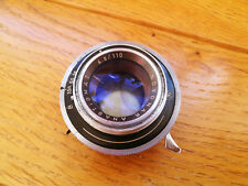 Novonar Anastigmat - Zeiss Ikon Ercona - 110mm f4.5 lens