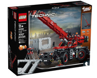 Lego Technic 42082 Automakers Rough Terrain Crane Truck *NEW, FAST SHIPPING*