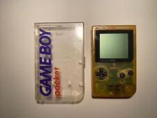 Nintendo Game Boy Pocket Konsole mit Case