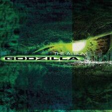 Godzilla: The Album by Original Soundtrack (Cd Mar-2008)
