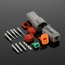 2/3/4/6/8/12 Pin Connector Socket Plug Waterproof Car Electrical Connectors.