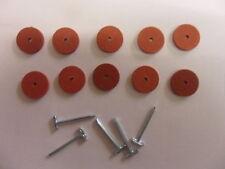 Gelenksatz 9 mm aus Fiber für kleine Bären