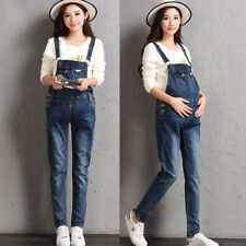 Skinny Overalls Jeans Jumpsuits Denim Pants Trousers Comfy M/L/XL/2XL/3XL/4XL