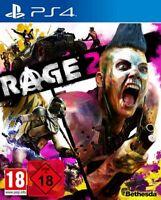 Rage 2 (PS4) (NEU & OVP) (UNCUT) (Blitzversand)