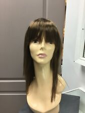 Forever Young GET IT STRAIGHT Long Straight Fashion Wig, 8/12/27HL Browns