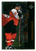 1997-98 UD Black Diamond John Leclair Card #65 Philadelphia Flyers