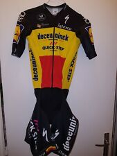 maillot cycliste LAMPAERT QUICK STEP suit tour france cycling jersey radtrikot