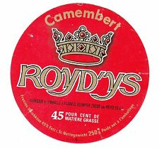 FROMAGE CAMEMBERT ROYD YS PLONEIS QUIMPER