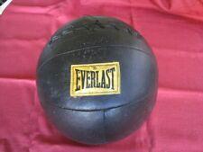 Vintage EVERLAST Medicine Ball c1950