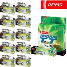 10 - Denso Iridium TT Spark Plugs 2000-2005 Ford Excursion 6.8L V10 Kit