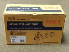 Okidata 43913804 Black Image Drum C710 Genuine New Sealed Box