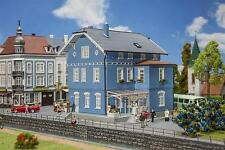 "Faller, 130439, Cafè ""Das Blaue Haus"", neu, OVP, Stadthaus"