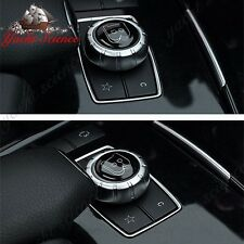 AMG styling 2.9cm brabus resin sticker for Mercedes Benz multi-player button